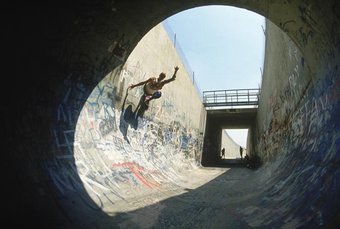 27-Mark Gator Rogowski, Baldy Pipe